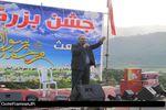 حواشی جشن میلیونی مبعث در رامیان+ تصاویر