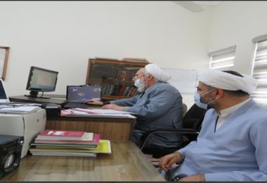 برگزاری اولین جلسه دادرسی الکترونیک در سازمان قضایی گلستان