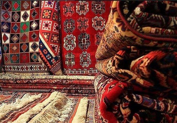 صادرات ۲.۵ میلیون دلاری فرش دستباف از استان گلستان