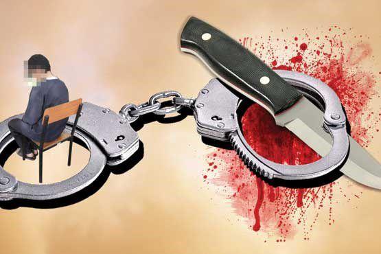 قتل 2 دختر با چاقو توسط پدر