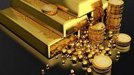 قیمت انواع سکه و طلای ۱۸ عیار 99/10/4