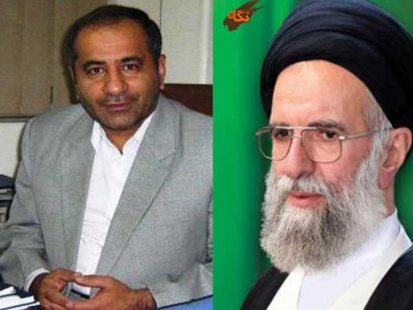 حبیب صادق انقلاب اسلامی چراغ راه مردم خداجوی گلستان