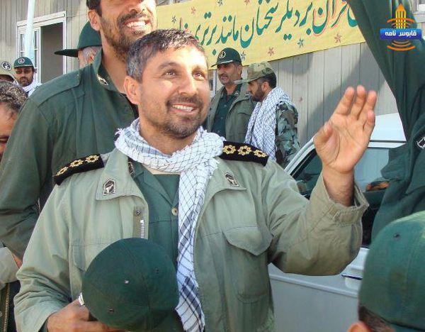 شهید تولی در قلب من زنده است/حضور شهید در سوریه برای ناموس بود