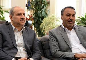 دیدار استاندار با رئیس کمیسیون عمران مجلس شورای اسلامی