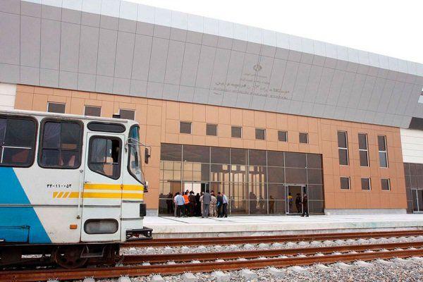 ورود دهمین قطار تجاری چین از خطوط ریلی اینچهبرون