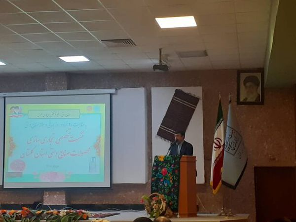 تکمیل زنجیره ابریشم در گلستان/صنایع دستی حرف زیادی برای گفتن دارد