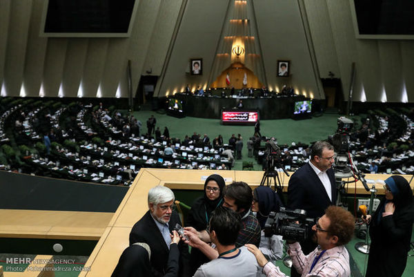 نمایندگان مجلس گلستان از وظایف خود غافل هستند