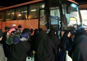 اعزام بیش از 100 نفر ازنیازمندان گلستانی به مشهدمقدس