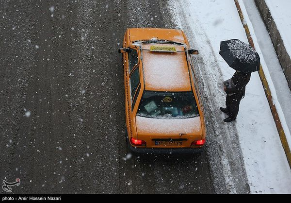 هواشناسی ایران ۹۸/۱۱/۱۶|برف و باران ۵روزه در مناطق مختلف کشور/ تهران شنبه بارانی میشود