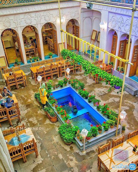 خانه همدم السلطنه + تصویر