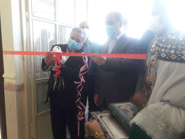 مدرسه 6 کلاسه چارقلی گمیشان افتتاح شد