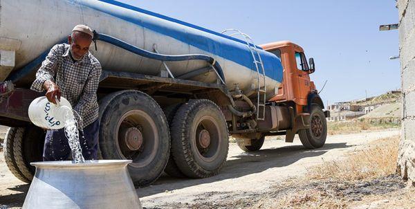 تامین آب روستاهای فاقد لولهکشی گلستان به ۱۰ تانکر جدید احتیاج دارد