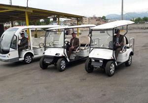 خرید خودروهای جدید برقی ویژه النگدره گرگان