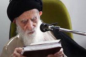 آیت الله طاهری شیرازی درگذشت