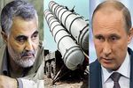 دیدار پوتین و سردار سلیمانی در مسکو؛ کلید حمله روسیه به سوریه