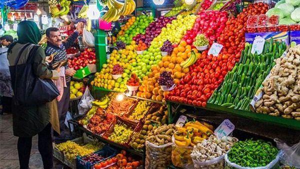 کاهش قیمت ۱۰ محصول در میادین تره بار
