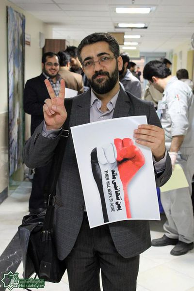 تصاویر ملاقات اصحاب رسانه با جانبازان یمن
