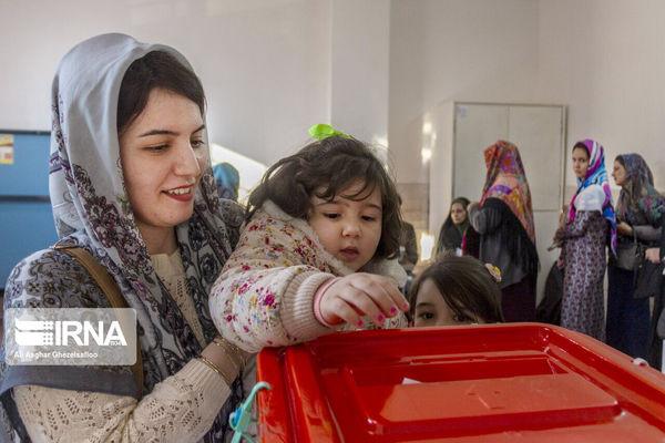 ضرورت مشارکت حداکثری در انتخابات ۱۴۰۰ از نگاه مدیران زن گلستانی