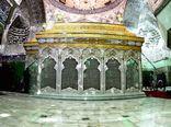 عکس / نمایی زیبا از ضریح مطهر امام حسین (ع)