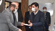 مراسم تودیع و معارفه رئیس منابع طبیعی شهرستان کردکوی برگزار شد