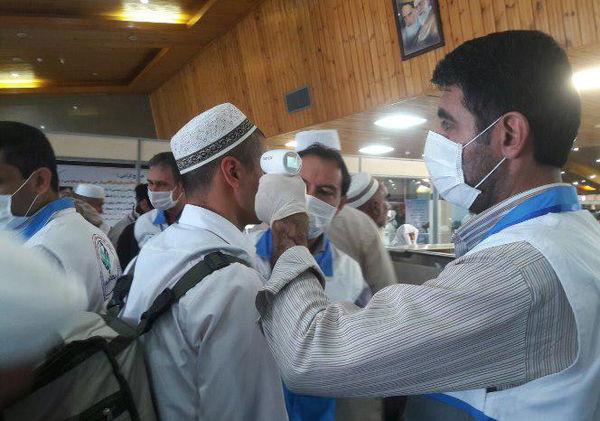 ارائه خدمات بهداشتی به ۵ هزار و ۸۸۸ حاجی در گلستان