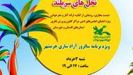 نشست ادبی مجازی «نخل های سربلند» در گلستان برگزار شد