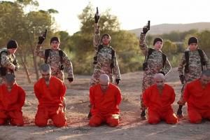 جنایت جدید توسط کودکان داعشی + تصاویر