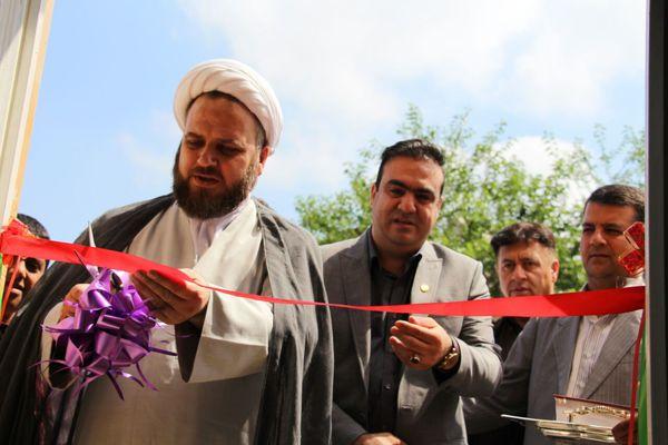 کتابخانه روستایی در رامیان افتتاح شد + تصاویر