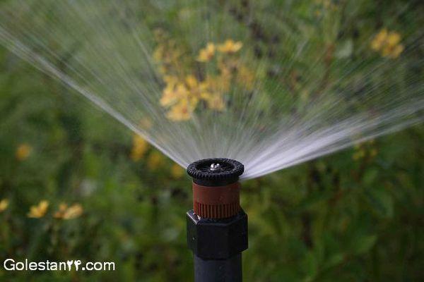 آبیاری نوین گزینه مهم برای سلطه پایدار کشاورزی