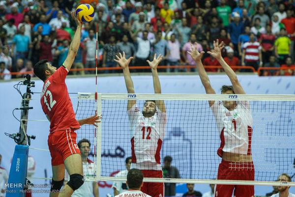 پیروزی ایران مقابل لهستان/ قهرمان جهان در ماراتن آزادی تسلیم شد
