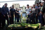 تشیع پیکر مربی فوتبال استان گلستان در گرگان + عکس