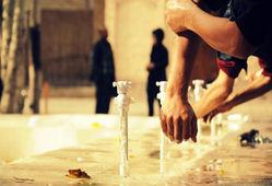 حکم سه بار شستن دست و صورت هنگام وضو
