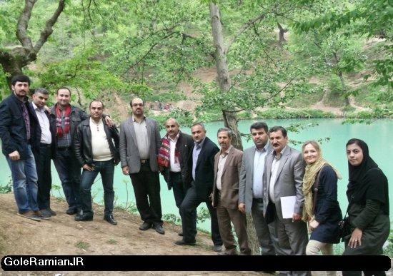 استقبال شبکه های تلویزیونی کشور آذربایجان از فرهنگ، آداب و رسوم قزلباشهای رامیان+تصاویر