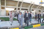 ورزشگاه ۱۵ هزار نفری گنبد در دهه فجر افتتاح می شود