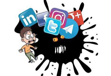 خیلی از آسیب هایی که ما در فضای مجازی میبینیم صرفا ناشی از فضای مجازی نیست