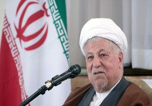 آیت الله هاشمی رفسنجانی صراحتا برای انتخابات 96 از روحانی حمایت کرد
