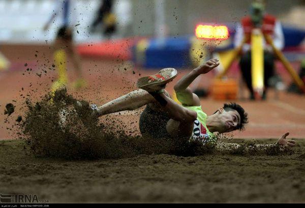 ورزشکاران گلستانی در لیگ طلایی دومیدانی درخشیدند