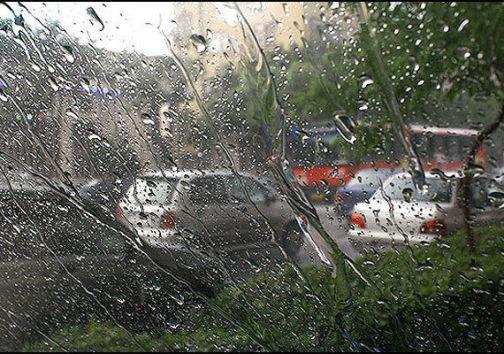 پیشبینی بارشهای رگباری در گلستان