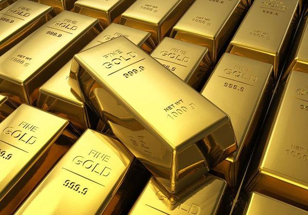 قیمت جهانی طلا (۹۸/۱۲/۲۶)