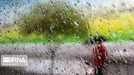 باران، مشکل کمآبی اراضی دیم گلستان برطرف میکند