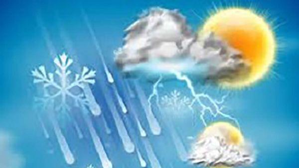 پیش بینی دمای استان گلستان، شنبه هفدهم آبان ماه