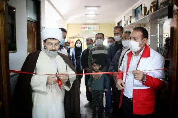 ۷ خانه هلال در گرگان افتتاح شد