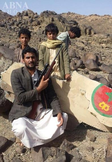 عاقبت تجاوز جنگنده مغربی به یمن/وحشتناک ترین تصاویر ۱۸+