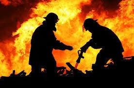 فیلم/ آتش سوزی و انفجار مهیب در انگلیس