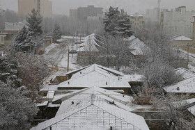 پیشبینی بارش برف در گلستان