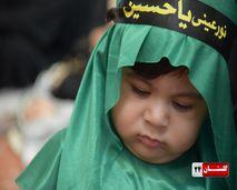 تصاویر/ همایش شیرخوارگان حسینی در مصلای گرگان