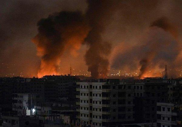 حمله موشکی به پایگاه نظامی ایران در سوریه و شهادت مستشاران ایرانی تکذیب شد