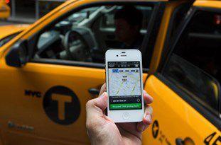 موفقیت 100 درصدی تاکسی اینترنتی در گرگان
