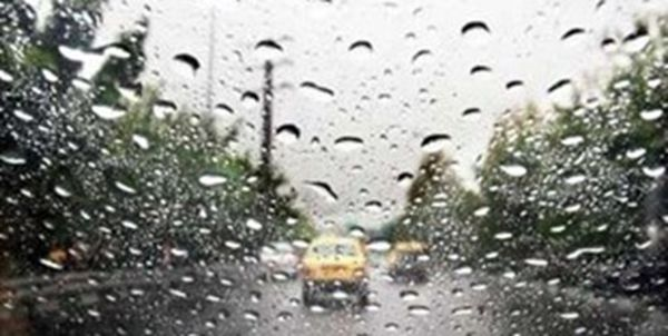 هوای گلستان روز 22 بهمن ابری و بارانی است