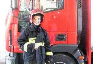 فیلم/ سازمان آتشنشانی از استخدام زنان خبر داد